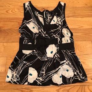 Marc Jacobs cotton sleeveless blouse.